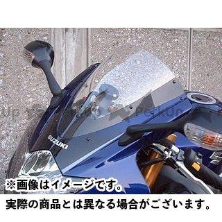 【エントリーで最大P21倍】マジカルレーシング GSX-R1000 カーボントリムスクリーン 材質:綾織りカーボン製 カラー:スモーク Magical Racing