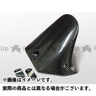【特価品】マジカルレーシング GSX-R1000 リアフェンダー・カーボンステー付 材質:FRP製・白 Magical Racing