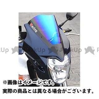 マジカルレーシング GSR400 アッパーカウル 平織りカーボン製 スモーク Magical Racing
