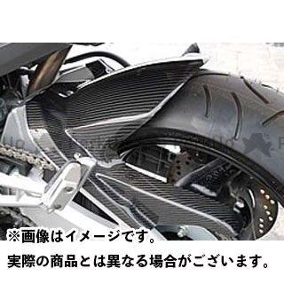 【エントリーで更にP5倍】【特価品】マジカルレーシング GSR400 リアフェンダー 材質:FRP製・黒 Magical Racing