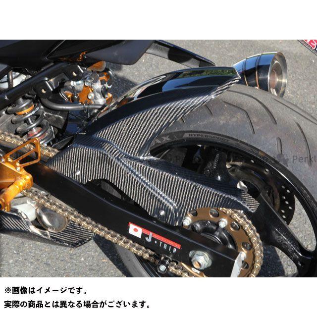 【特価品】マジカルレーシング GSR750 リアフェンダー 材質:FRP製・白 Magical Racing