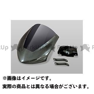 マジカルレーシング MT-09 バイザースクリーン 平織りカーボン製 スモーク Magical Racing