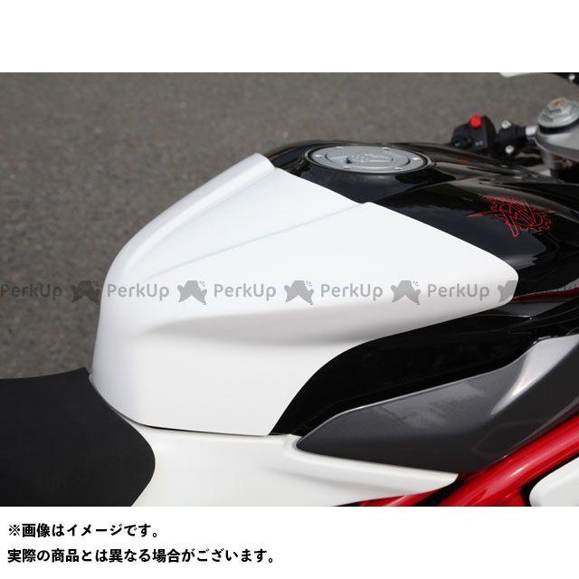 マジカルレーシング F3 675 タンクエンド 材質:FRP製・白 Magical Racing