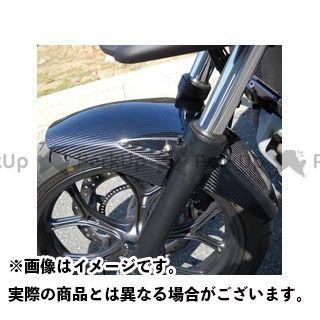 マジカルレーシング NC700X フロントフェンダー 綾織りカーボン製 Magical Racing