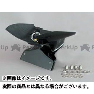 【特価品】マジカルレーシング ニンジャ250R フェンダーレスキット 材質:平織りカーボン製/一部FRP黒 Magical Racing