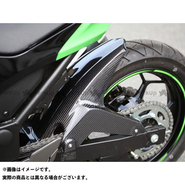 マジカルレーシング ニンジャ250 Z250 リアフェンダー 材質:平織りカーボン製 Magical Racing