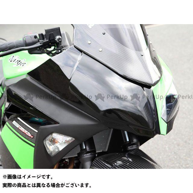 【特価品】マジカルレーシング ニンジャ250 ゼッケンプレート 材質:平織りカーボン製 Magical Racing