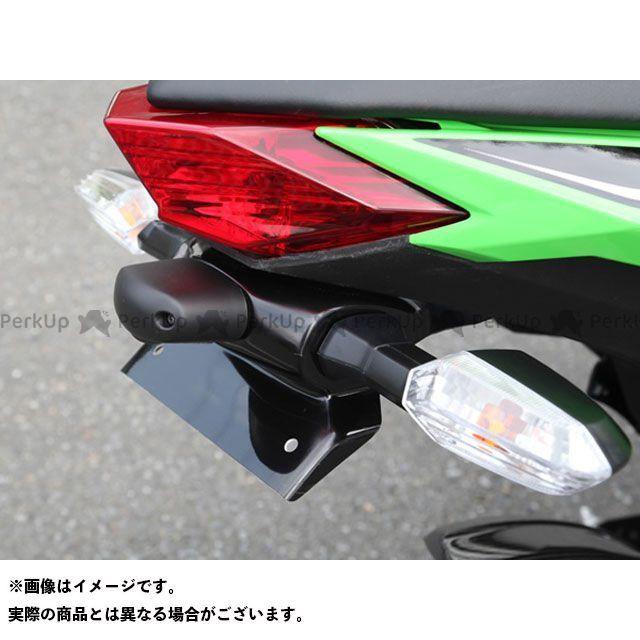 【特価品】マジカルレーシング ニンジャ250 Z250 フェンダーレスキット(FRP製・黒) Magical Racing