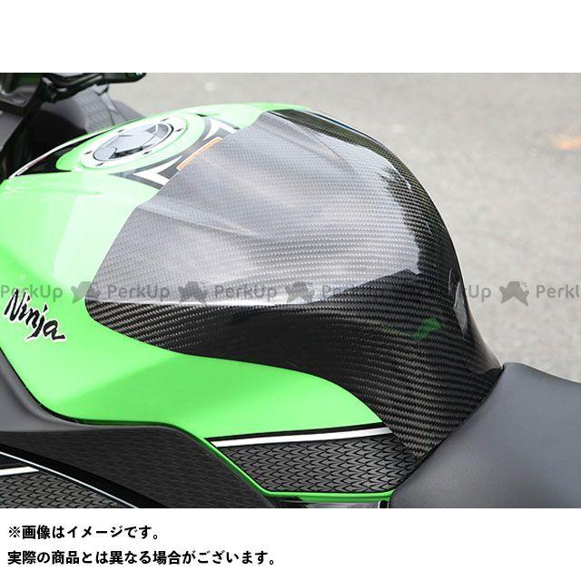 【無料雑誌付き】マジカルレーシング ニンジャ250 Z250 タンクエンド 中空モノコック構造 材質:FRP製・黒 Magical Racing