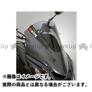 マジカルレーシング PCX125 カーボントリムスクリーン 材質:綾織りカーボン製 タイプ:クリア Magical Racing