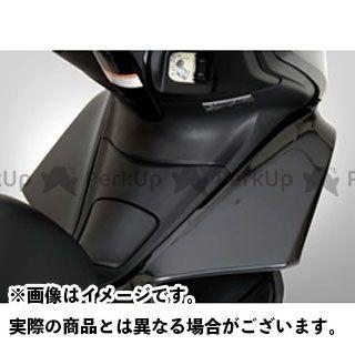【エントリーで更にP5倍】【特価品】マジカルレーシング PCX125 ワイドレッグガード 材質:FRP製・黒 Magical Racing