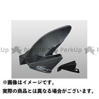 【特価品】マジカルレーシング VFR800F リアフェンダー 材質:綾織りカーボン製 Magical Racing