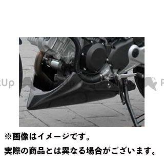 マジカルレーシング VTR250 アンダーカウル FRP製・黒 Magical Racing