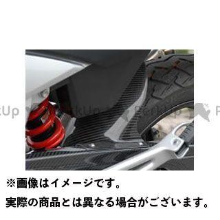 【特価品】マジカルレーシング VTR250 リアフェンダー 材質:綾織りカーボン製 Magical Racing