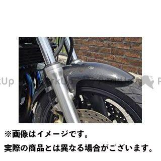 マジカルレーシング XJR400R フロントフェンダー 純正形状 FRP製・白 Magical Racing
