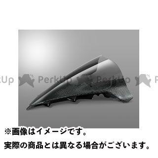 マジカルレーシング YZF-R1 カーボントリムスクリーン 平織りカーボン製 スモーク Magical Racing