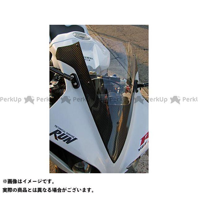 【特価品】マジカルレーシング YZF-R1 カーボントリムスクリーン 材質:綾織りカーボン製 カラー:クリア Magical Racing