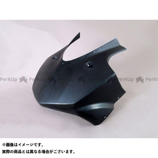 マジカルレーシング YZF-R25 アッパーカウル リペア用(FRP製・黒)  Magical Racing