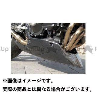 送料無料 マジカルレーシング Z1000 カウル・エアロ アンダーカウル FRP製・黒