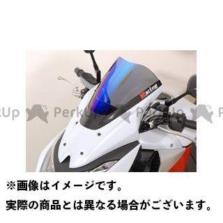 マジカルレーシング Z1000 バイザースクリーン 綾織りカーボン製 クリア Magical Racing
