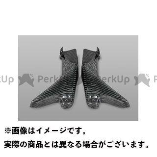 【特価品】マジカルレーシング Z1000 フロントサイドカバー 材質:平織りカーボン製 Magical Racing