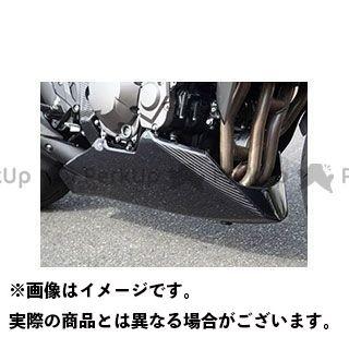 【特価品】マジカルレーシング Z1000 アンダーカウル 材質:FRP製・白 Magical Racing