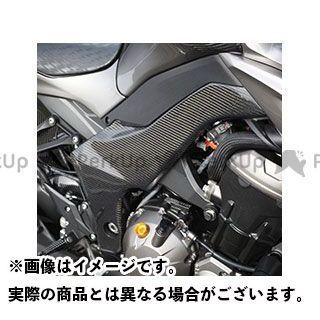 マジカルレーシング Z1000 フレームガード 左右セット 材質:平織りカーボン製 Magical Racing
