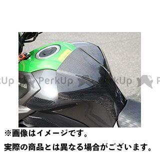 【特価品】マジカルレーシング Z1000 タンクエンド 中空モノコック構造 材質:FRP製・黒 Magical Racing