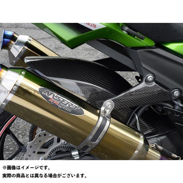 【特価品】マジカルレーシング ニンジャZX-14R リアフェンダー 材質:綾織りカーボン製 Magical Racing