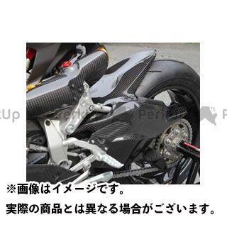 【エントリーで更にP5倍】【特価品】マジカルレーシング 1199パニガーレ リアフェンダー 材質:綾織りカーボン製 Magical Racing