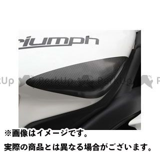 マジカルレーシング デイトナ675 タンクサイドパット(FRP製) 平織りカーボン製 Magical Racing