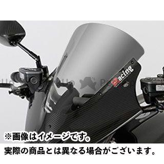 【特価品】マジカルレーシング ディアベル バイザースクリーン(50mmロングタイプ) 材質:平織りカーボン製 タイプ:クリア Magical Racing