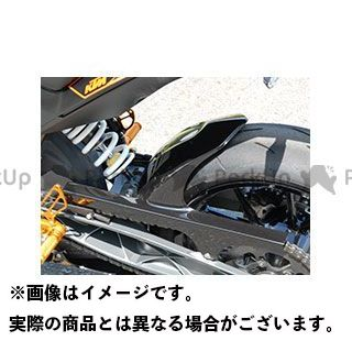 【特価品】マジカルレーシング 125デューク 200デューク 390デューク リアフェンダー 材質:平織りカーボン製 Magical Racing