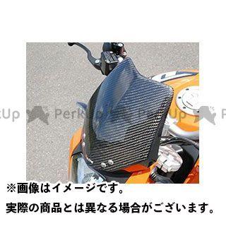マジカルレーシング 125デューク 200デューク 390デューク バイザーカウル 綾織りカーボン製 Magical Racing