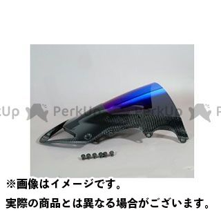 【特価品】マジカルレーシング S1000RR カーボントリムスクリーン 材質:綾織りカーボン製 カラー:スモーク Magical Racing