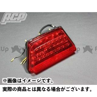 送料無料 ACP CBR400F テール関連パーツ CBR400F用 LEDテールランプAssy レッド