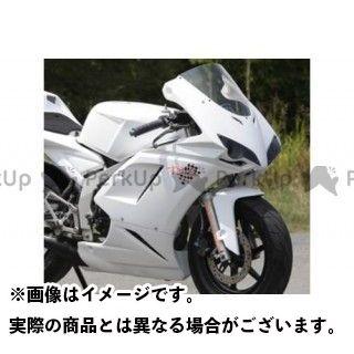 才谷屋 NSR50 NSR80 1098typeフルカウル/耐久レース2灯/白ゲル カラー:スモーク 才谷屋ファクトリー