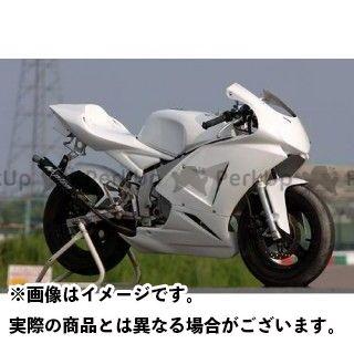 才谷屋 NSR50 NSR80 フルカウル&シングルシート 白ゲル レース