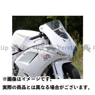 才谷屋 NSR50 NSR80 1098typeハーフカウル/耐久レース/白ゲル カラー:スモーク 才谷屋ファクトリー
