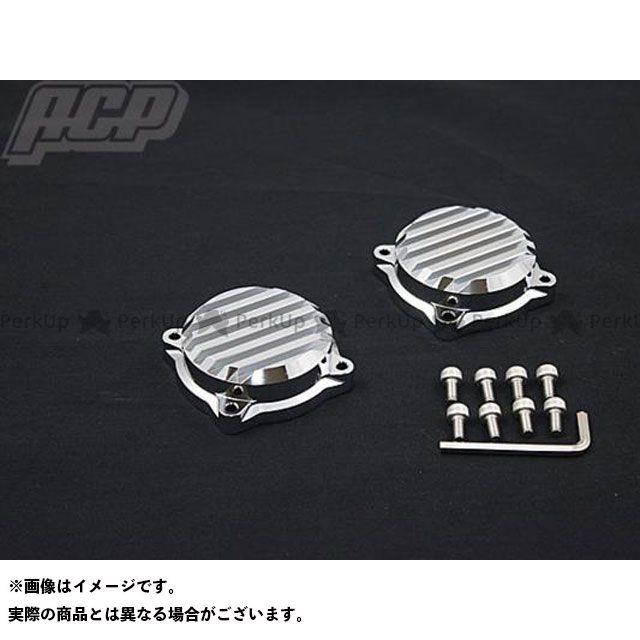 ACP ゼファー ゼファー カイ ゼファー400/X ビレット キャブレタートップ カバー カラー:メッキ エーシーピー
