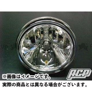 OUTLET SALE ACP ヘッドライト バルブ 電装品 エントリーで最大P19倍 クリスタルライト クリアー 評判 ホーク用 メッキ