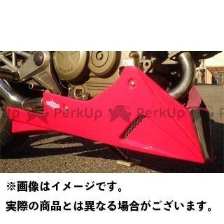 才谷屋 VTR250 アンダーカウル ストリート 黒ゲル
