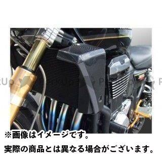送料無料 才谷屋 ZRX1200ダエグ ラジエター関連パーツ ラジエターシュラウド 黒ゲル