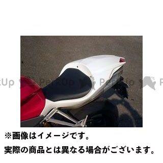 送料無料 才谷屋 F4 カウル・エアロ シングルシート ストリート 白ゲル