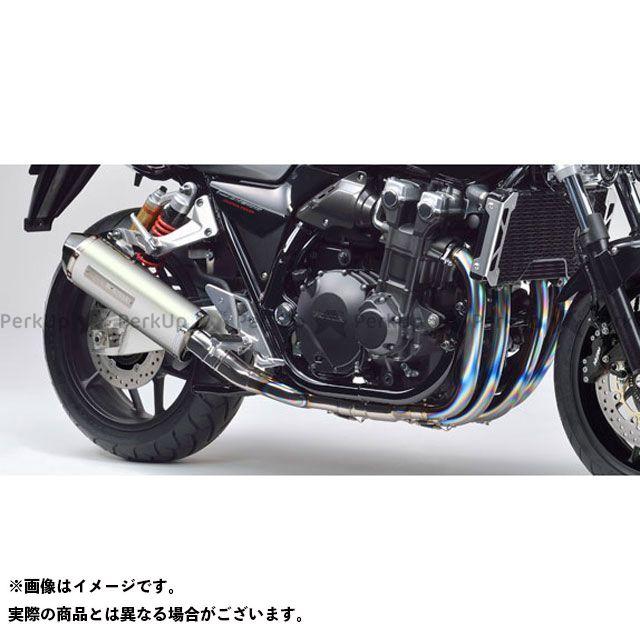 モリワキ CB1300スーパーフォア(CB1300SF) MX RED LINE マフラー タイプ:WT(ホワイトチタン) MORIWAKI