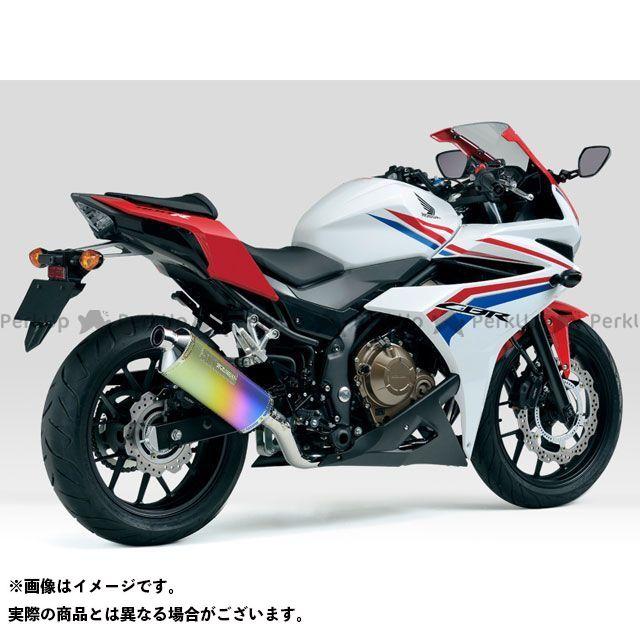 【エントリーで最大P21倍】モリワキ CBR400R MXR マフラー タイプ:ANO(アノダイズドチタン) MORIWAKI