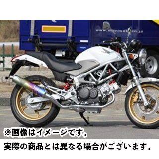 モリワキ VTR250 ZERO SS マフラー タイプ:ANO(アノダイズドチタン) メーカー在庫あり MORIWAKI