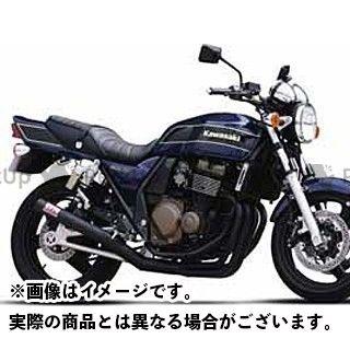 モリワキ ZRX400 ONE-PIECE BLACK CAT マフラー MORIWAKI