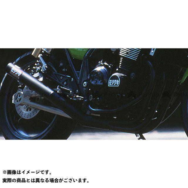 モリワキ ZRX400 ONE-PIECE BLACK マフラー MORIWAKI