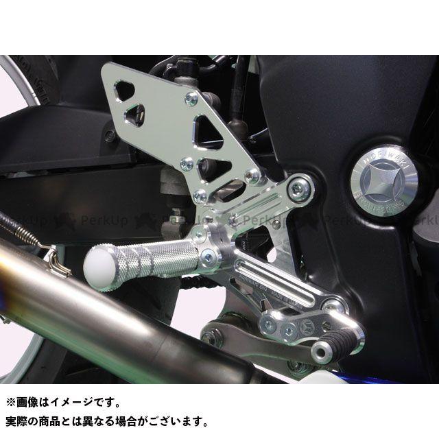 【エントリーで更にP5倍】モリワキ CB250F CBR250R バックステップキット MORIWAKI